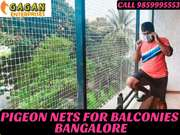 Pigeon nets for balcony |pigeon nets | high quality safety nets