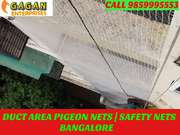 Duct area safety nets | call Gagan 9859995553 Nearby installation nets