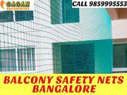 gagan Balcony safety nets| call 9859995553 free installation