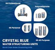 Structured Water Units - Natural Water Purifiers & Energizers