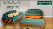 Cherry Pick Super Sale 50% Off on Furniture