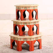 Get Upto 55% Off on Wooden Chowki Online from Wooden Street