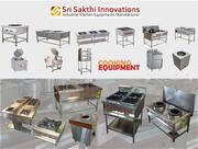 Kitchen Equipment Manufacturers in Bangalore   Srisakthi Innovations