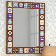 Latest Decorative Wall Mirrors Online | Wooden Street