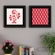 Festival Sale of Upto 55% Off on Wall Frames @ Wooden Street