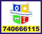 Oxford RT Nagar | Online Preschool | 1544 | Play School
