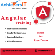 Best Angular Development Course 2020 in Bangalore