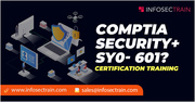 CompTIA Security+ SY0-601 Certification Training
