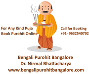 Bengali Purohit in Bangalore | Best Bengali Pandit for Puja