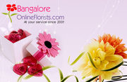 Online Delivery of Flowers,  Cakes n Gifts to Shimoga