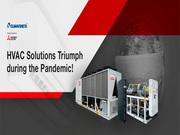 Climaveneta India provides Sustainable HVAC Solutions.