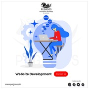 Best Website Development in Bangalore- Pegasos Information Technology