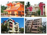 Apartment Exterior Painting Services