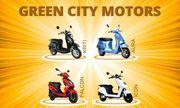 Electric vehicle showroom in Bangalore