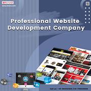 Professional Website Designing & Development Company in Bangalore..