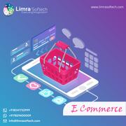 ECommerce App Development Services - Limra  Softech