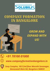 Company Formation in Bangalore incorporation in 12 days