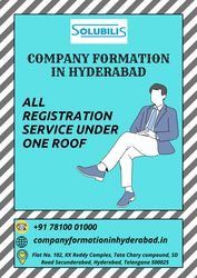 Company Formation in Hyderabad | Registration in 10 days