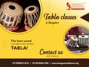 Sangeet Sadhana - Hindustani Classical Music classes
