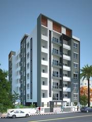 apartment for sale in viveknagar,  kormangala,  austin town