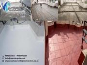Terrace Waterproofing Contractors Services