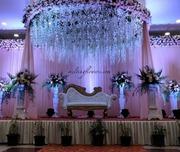 Wedding Decorations,  Outdoor Wedding Decoration,  Wedding Stage Decor