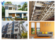 Exterior Apartment Painting Contractors in Bangalore