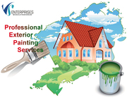 Professional Exterior House Painters