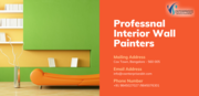 Professional Interior Wall Painters