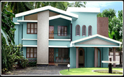 Exterior House Painting Services in Bangalore