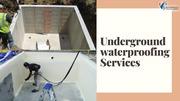 Water Tank Waterproofing Contractors