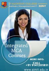 Integrated MCA Courses in Mangalore