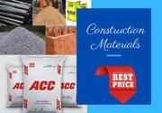 Building Material Wholesale Prices in Bengaluru