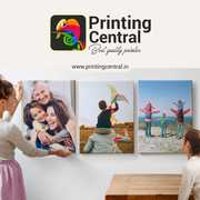 Canvas Photo Frame