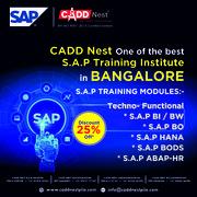 SAP TRAINING AT CADD NEST MALLESHWARAM