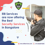 Best Security Guard Services Company in Bangalore – El8 Services